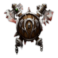 ORCOS WARCRAFT 3 TFT ICON